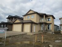 SOUTH WEST 4 Bedrooms,side entrance, 20 ceiling,triple garage+++