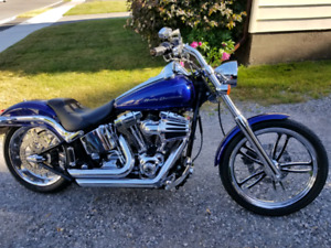 2006 softail deuce fuel injected