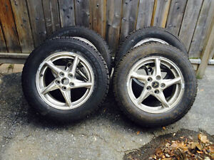 Snow Tires Like New