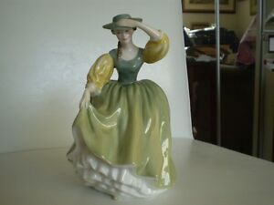 "Royal Doulton Figurine - "" Buttercup "" HN 2309 Kitchener / Waterloo Kitchener Area image 1"