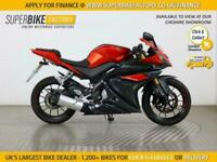 2016 66 YAMAHA YZF-R125 ABS - BUY ONLINE 24 HOURS A DAY