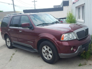 2003 Lincoln Navigator Clean Title