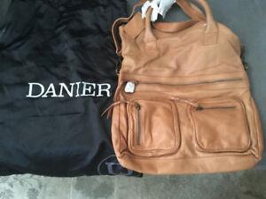 Brand new Danier women's cross-body Bag