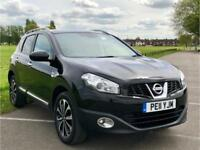 2011 Nissan Qashqai 1.6 N-TEC 2WD 5dr --- Manual --- Part Exchange Welcome