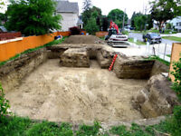 Excavation, Demolition, and Grading Services
