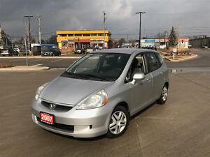 2007 Honda Fit Only 110km, Super gas saver Hatchback