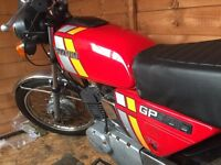 Suzuki Gp100 1983 classic
