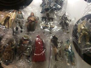 Star Wars assorted figures 1995-2000