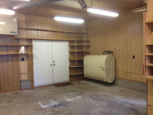 Wood Shop space with spray room for rent Kawartha Lakes Peterborough Area image 7