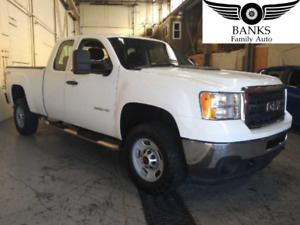 2012 GMC SIERRA 2500HD EXTENDED CAB 4X4 PRICED TO SELL!!