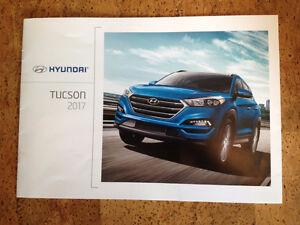 2017 Hyundai Tucson Luxury SUV, Crossover