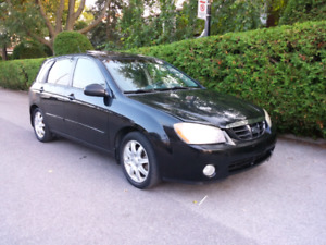 2006 KIA SPECTRA5- 139,000KM - FULL LOAD !