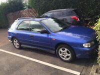 Subaru Impreza Sport 2.0