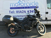 Triumph Tiger 800 XC / Adventure Touring Bike / Nationwide Delivery / Finance