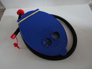 Air foot pump for inflatable furniture, pool toys, balloons, etc London Ontario image 3