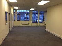 UP TO 12 MONTHS RENT FREE EXCELLENT MODERN OFFICE SPACE STORAGE SPACE UNIT TO LET £346.15 PER WEEK