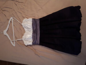 Prom Dress Size 5/6 - worn only once, Grad Dress
