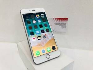IPhone 6s Plus 64GB Silver Warranty Tax Invoice Unlocked Surfers Paradise Gold Coast City Preview