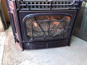 waterford zero clearance gas stove