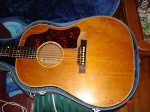FOR SALE 1956 GIBSON J-50 ACOUSTIC GUITAR