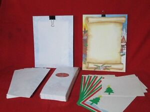 Stationary Paper and Envelopes