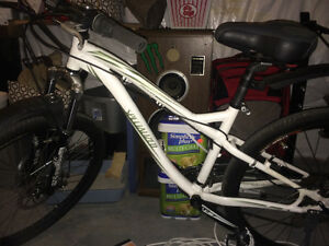 Specialized mountain bike