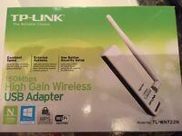 Wireless internet USB Adaptor