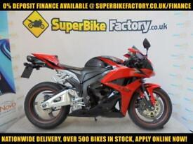 2016 12 HONDA CBR600, 0% DEPOSIT FINANCE AVAILABLE