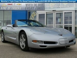 1998 Chevrolet Corvette Convertible | Leather | Bose Sound Syste