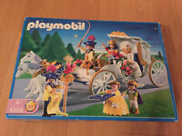 Playmobil wedding horse and carriage set