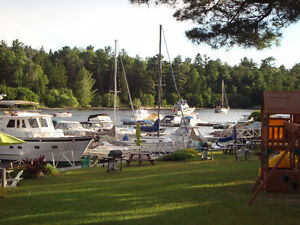Wrights Marina for Sale on Georgian Bay, Ontario, Canada