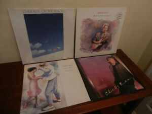 Vinyl Records/LP's Chris Rea Rock Lot of 5