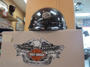 Harley Davidson - Metal Flake Ultra-Light Half Helmets