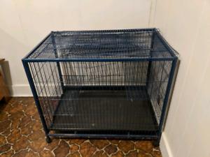 Cage pour lapin, chinchillas, dégus, gerbille, etc.