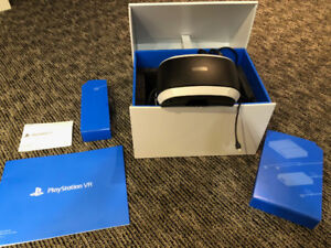 Playstation 4 VR Bundle with 2 games