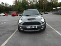 2008 Mini COOPER S 1.6 ( 175bhp ) LONG MOT,VERY CLEAN INSIDE AND OUT
