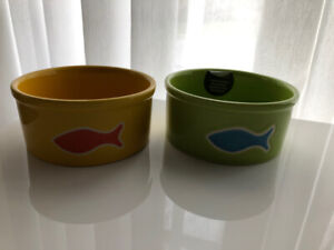 Cute bowls for cats