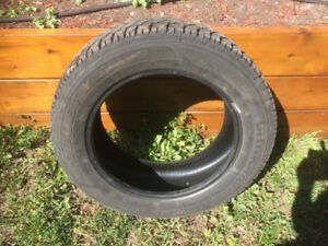 Winter Tires - Goodyear - Set of 4 - make me an offer