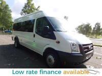 Ford Transit NO VAT 430 SHR BUS 17 STR