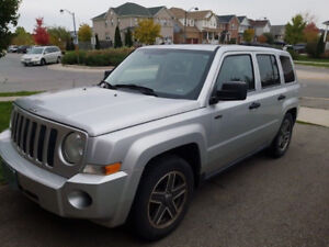 2009 Jeep Patriot North Edition with Upgrades: Negotiable