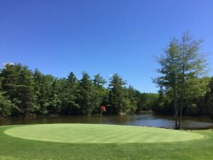 Come Golf With Us At The Wallace River Golf Course