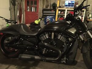 Trade for sled 2007 Night Rod Special