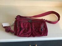 Genuine Kipling bag