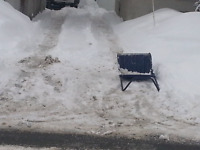 Snow Shoveling + Rooftop Snow Removal  (on call or seasonal )