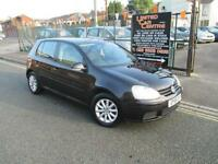 Volkswagen Golf 1.6 FSI (115PS) Match Hatchback 5d 1598cc auto