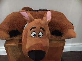 Scooby Doo Pillow & Blanket