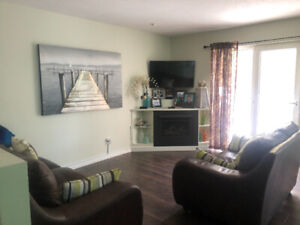 2 bedrooms town home rental for July 1st