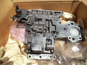 Dodge 727 reverse manual valve body