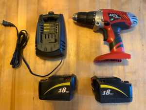 Skil 18v X-Drive Drill and Driver