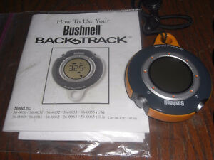 Electronic Compass, Bushnell Backtrack.